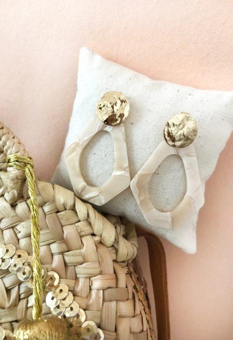 b.o,alessia,bouclesdoreilles,lespiplettes,pendantes,rose,nacre,marbre