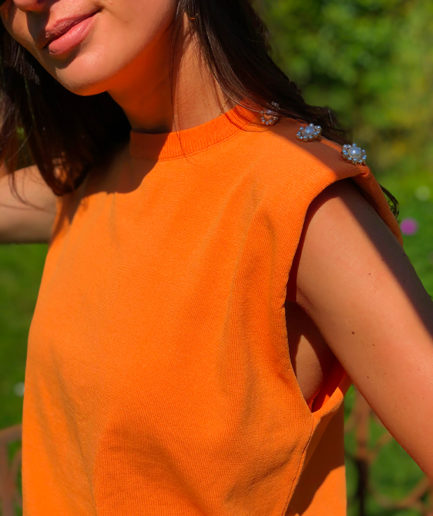 Pull Nina orange