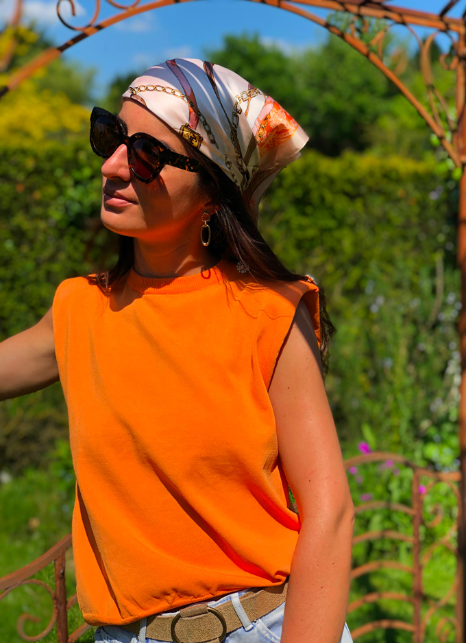 Pul Nina orange