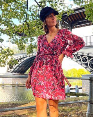 SUNDAY DRESS 🌸 Se faire belle avec GRAZIA, notre robe chouchou du moment !  On la porte avec un perfecto en cuir et une paire de bottines  www.lespiplettesstore.fr  #lespiplettes #shopping #mode #lille #vieuxlille #arras #paris #lemarais #valenciennes #amiens #letouquet #strasbourg #toulouse #eshop #nouvellecollection #capsule #backtonature #fashionstyle #fashionaddict
