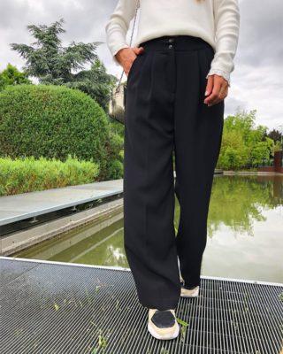 Le pantalon large est la pièce mode de la saison… On le porte en journée, en soirée version chic, en mode décontract'… Voici ACHILLE 🖤  www.lespiplettesstore.fr  #lespiplettes #shopping #mode #lille #vieuxlille #arras #paris #lemarais #valenciennes #amiens #letouquet #strasbourg #toulouse #eshop #nouvellecollection #capsule #backtonature #fashionstyle #fashionaddict